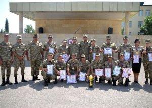 Azərbaycan Ordusunda səmti müəyyən etmə yarışları başa çatıb