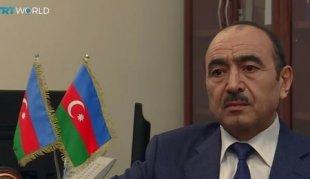 """Əli Həsənovun """"TRT WORLD"""" telekanalına eksklüziv müsahibəsi"""